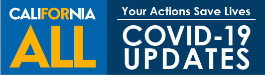 California Department of Public Health: COVID-19 Updates